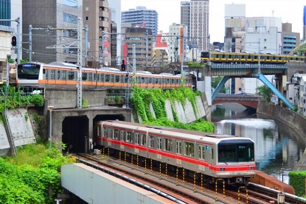 飯田橋の駅