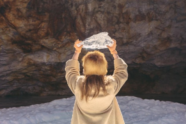 天然石の浄化